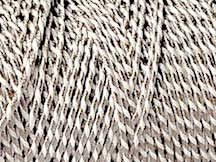 METALLIC PLATINUM - Bakers TWINE