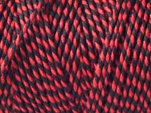 Bakers TWINE RED AND BLACK