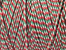 BAKER'S TWINE - RED GREEN AND WHITE 'WELSH DRAGON'
