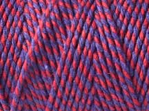 Bakers Twine - RED AND VIOLET
