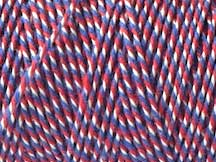 BAKER'S TWINE - RED WHITE AND BLUE 'UNION JACK'