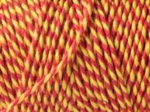 Bakers Twine - RED AND YELLOW