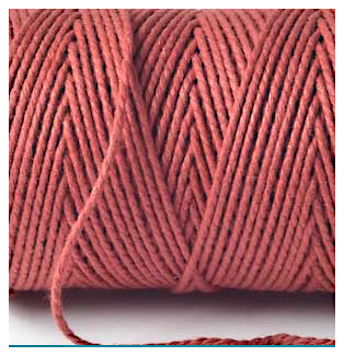 SOLID BAKERS TWINE - TERRACOTTA