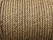 6mm x 10m EVERLASTO NATURAL MANILA ROPE