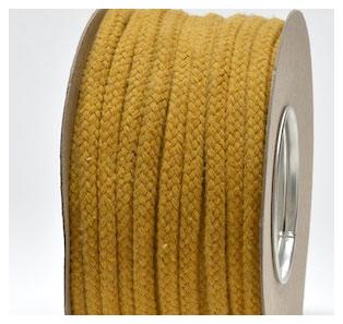 YORK GOLD COTTON MAGICIANS ROPE 10MM DIAMETER